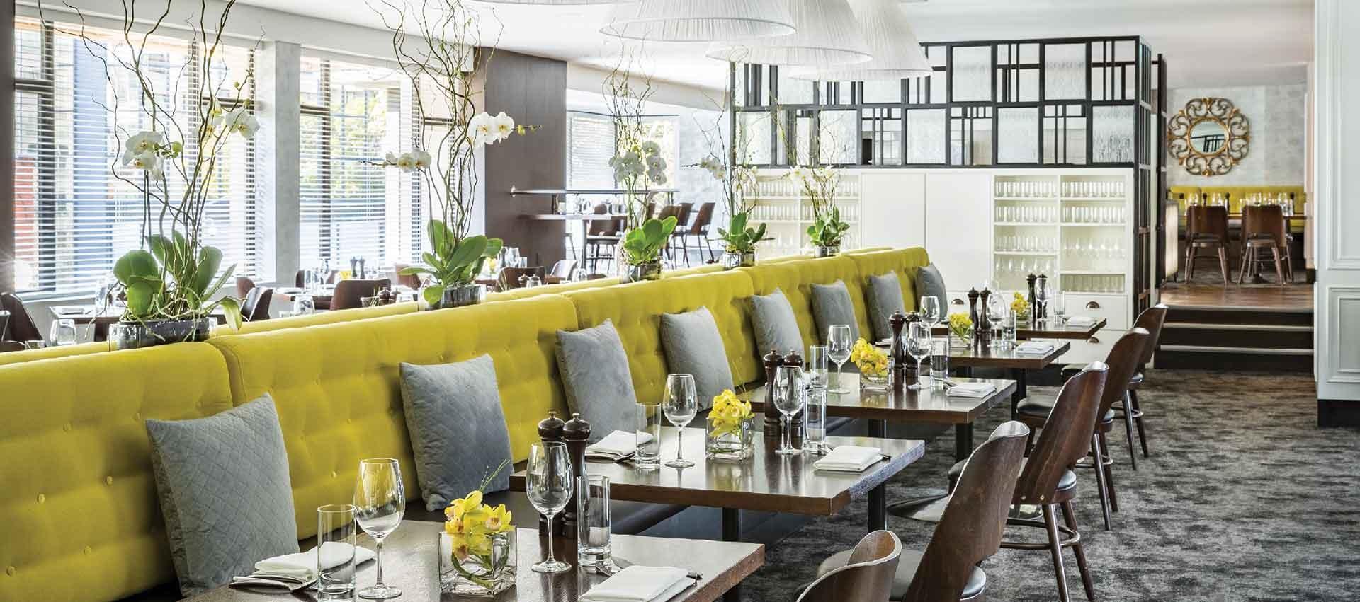 Eight Restaurant Langham Supper Club